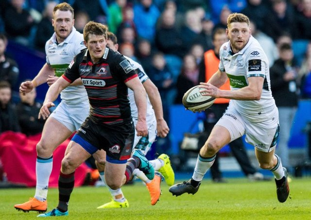 Edinburgh and Glasgow will meet in the 1872 Cup matches. Picture: SNS Group