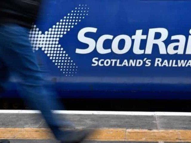 ScotRail will use every available carriage but expects trains to still be extremely busy. Picture: Jeff J Mitchell/Getty