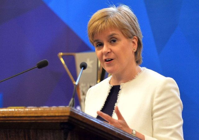 Nicola Sturgeon is expected to make a statement on her IndyRef2 plans in the autumn. Picture: Getty