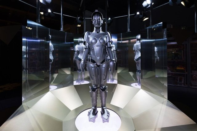 The exhibition will focus on robots designed to resemble humans and to replicate human actions. Picture: Contributed