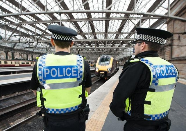 The BTP is to be integrated into Police Scotland