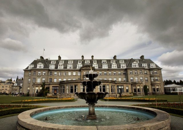 Gleneagles is still Scotland's best tournament venue. Picture: PA.