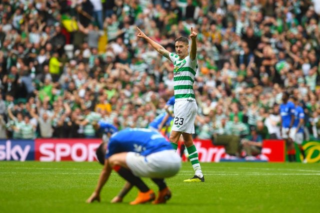 Celtic won Sunday's Old Firm clash 1-0 at Parkhead. Picture: SNS