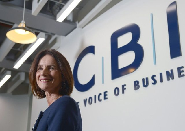 New CBI Director-General Carolyn Fairbairn. Picture: PA