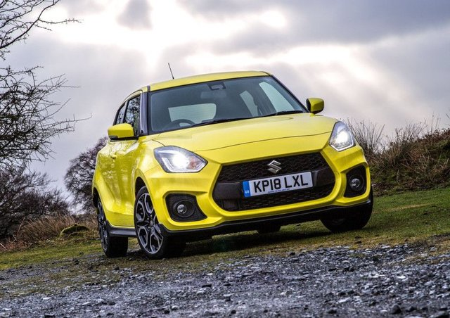 The Swift Sport engine has been thoroughly reworked, with tuning and calibration to improve response and emissions. Suzuki expects to sell 1,500 a year in the UK.