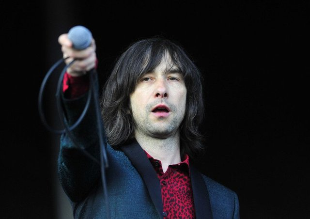 Primal Scream is headlining a festival to celebrate the opening of the V&A Dundee to the public. Picture: TSPL