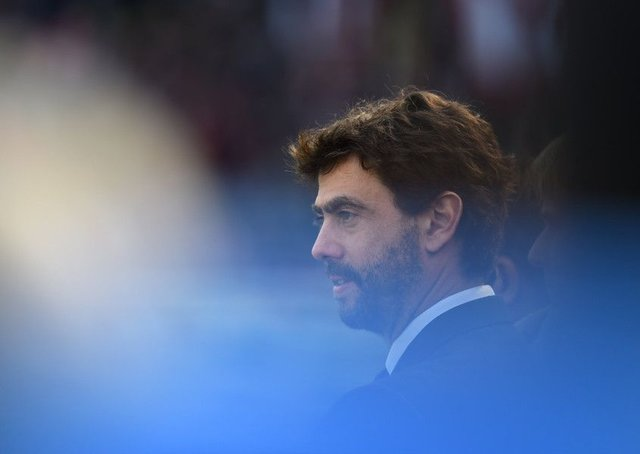 Juventus president Andrea Agnelli has warned that Celtic are 'slowly dying'. Picture: Getty Images