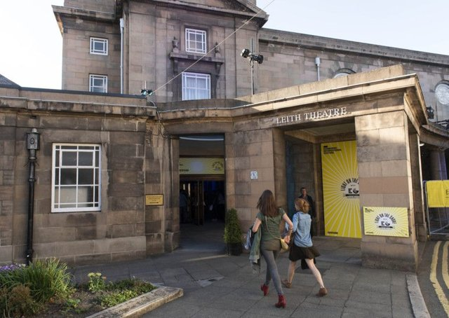 Leith Theatre is back in action. Picture: TSPL