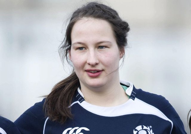 New Heriot's captain  Cat Syme. Picture: Jeff Holmes/SNS