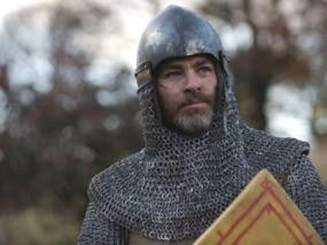 Filming of Outlaw King is said to have generated 17.5 million for the Scottish economy.