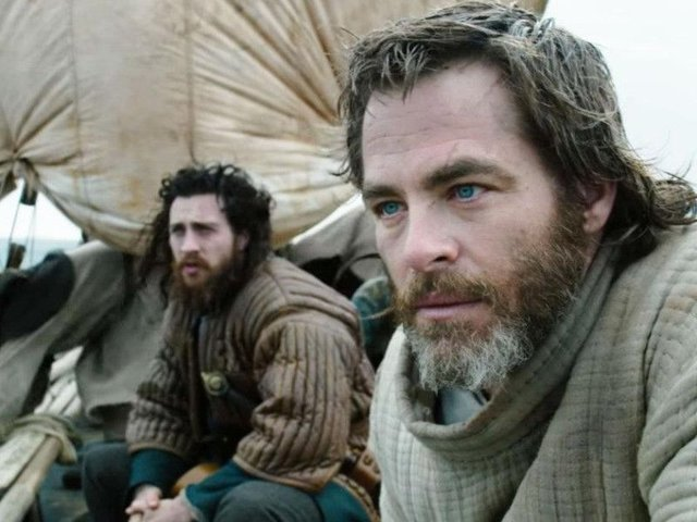 King Robert wasn't the sensitive soul presented in Outlaw King (Photo: Netflix)