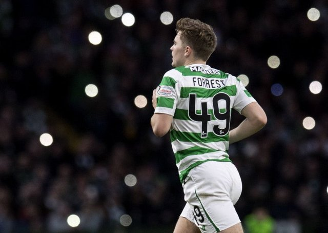 James Forrest has been in fine form for Celtic. Picture: SNS/Craig Williamson