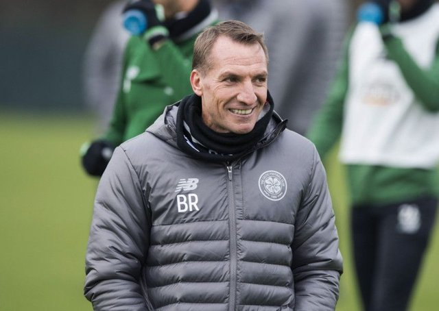 Brendan Rodgers reckons Killie have what it takes. Picture: SNS