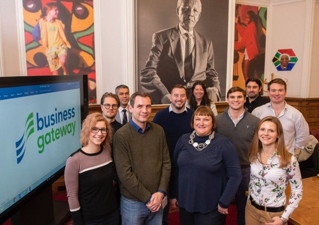 Business Gateway's five-week course provides growth advice to start-ups in Edinburgh. Picture: Phil Wilkinson