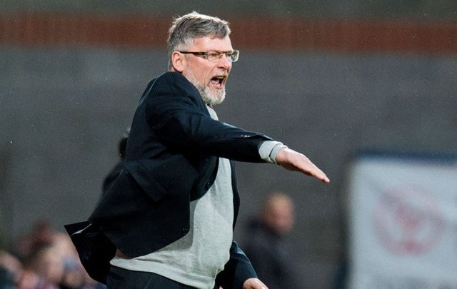 Hearts boss Craig Levein. Picture: SNS