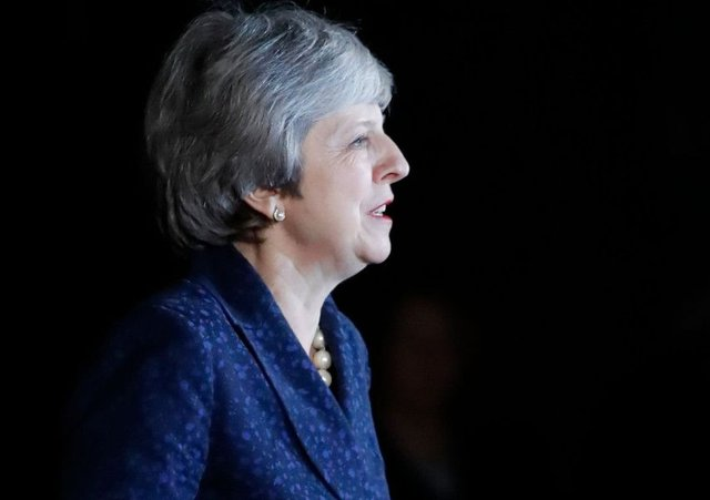 The Prime Minister has come out on top in her party but her Brexit deal faces a mauling in the House of Commons. Picture: Olga Akmen/Getty
