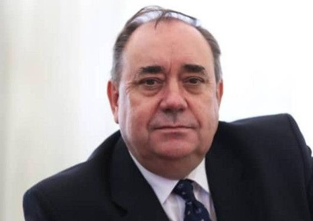 Alex Salmond denies claims of harassment