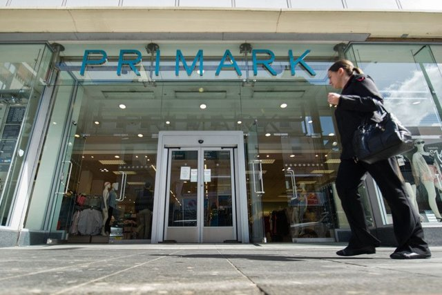 Total sales at the Primark business lifted 4% as it opened more stores. Picture: John Devlin