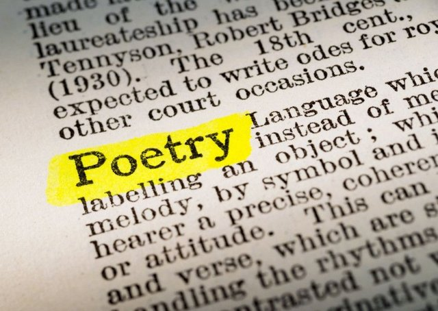 People facing difficult life changes can find new ways of defining themselves in the world through poetry