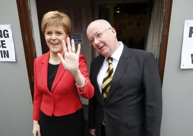 Who is Peter Murrell the SNP chief executive and why is he facing calls to  quit? | The Scotsman