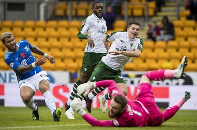 James Forrest has been deadly for Celtic this season. Picture: SNS