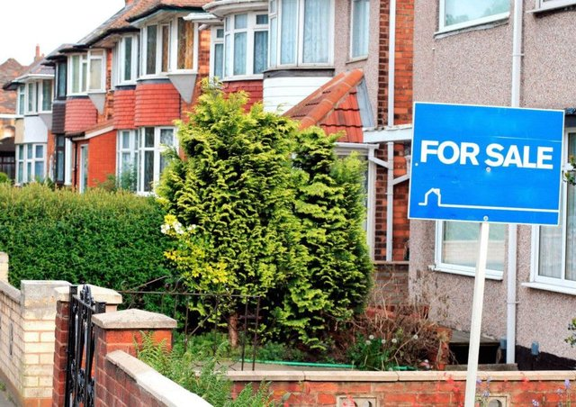 A Brexit-led house prices cash has been forewarned. Picture: PA Photo/JupiterImages Corporation