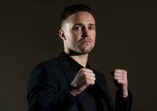 Josh Taylor will be crowned IBF world super lightweight champion should he beat Baranchyk