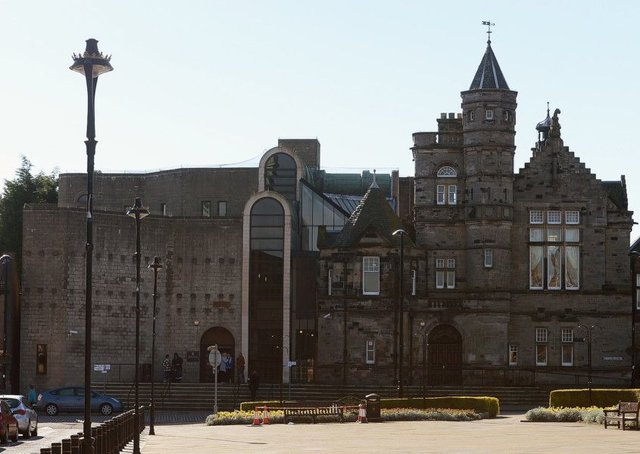 Dolatowski pleaded guilty to sexual assault at Kirkcaldy Sheriff Court. 
