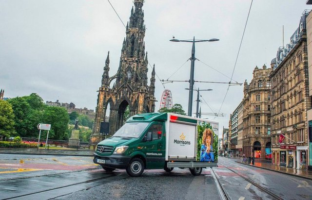 The group began to serve customers in Scotland last autumn, initially around Edinburgh and Glasgow. Picture: Chris Watt