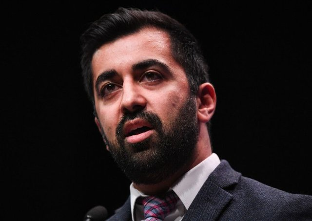 Humza Yousaf MSP. Picture: Jeff J Mitchell/Getty Images