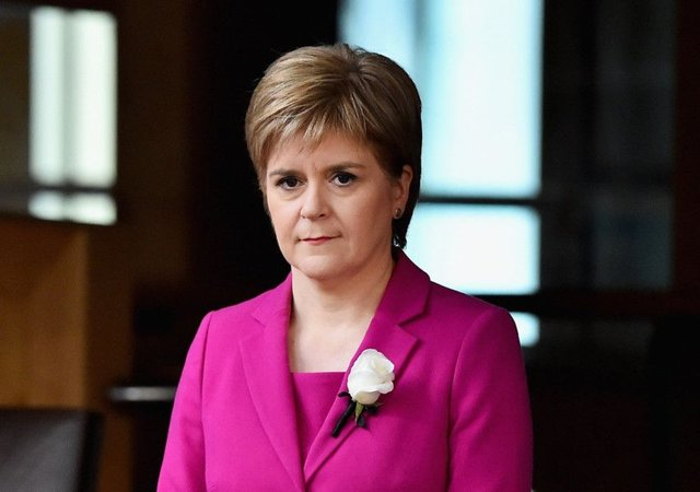 Nicola Sturgeon declared a 'climate emergency' in a bid to boost action on global warming (Picture: Jeff J Mitchell/Getty Images)