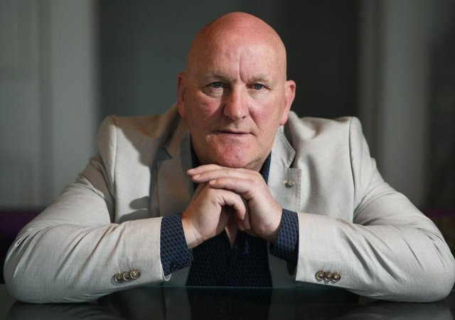 Interview: Jim Duffy on crazy bosses, a surprise award and staying teetotal  | The Scotsman