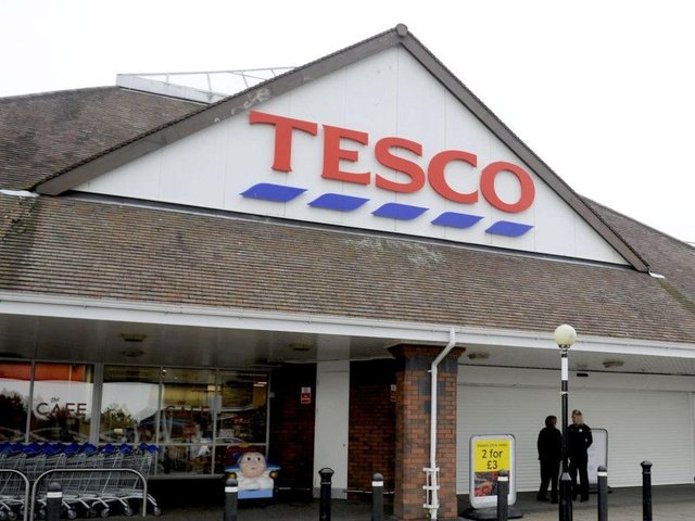 Tesco has been quietly building up support for its plans to overhaul business rates, with finance chief Alan Stewart writing a series of letters to the bosses of rival retailers.
