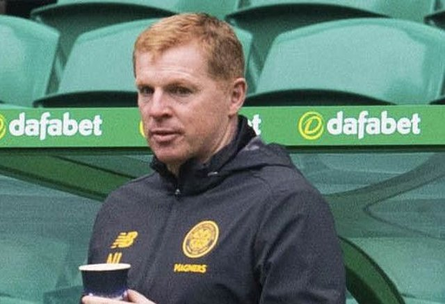 Neil Lennon was pleased with Celtic's 2-0 win over Estonian champions Nomme Kalju. Picture: SNS