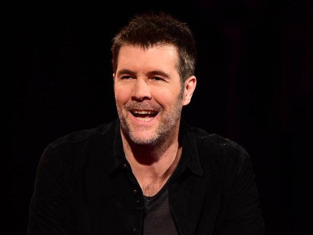 Rhod Gilbert: The Book of John. Picture: Ian West