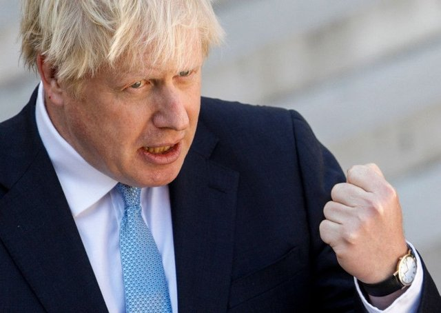 Boris Johnson does not want to secure a Brexit deal, says Ian Murray. Picture: AFP/Getty