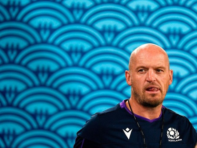 Whether a typhoon affects the Ireland v Samoa match or not, Scotland coach Gregor Townsend still needs two good wins against Russia and Japan. Picture: Getty Images