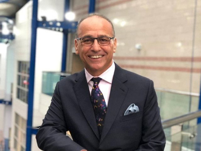 Paphitis returned to the BBC Dragons' Den series this season for a number of episodes. Picture: Contributed