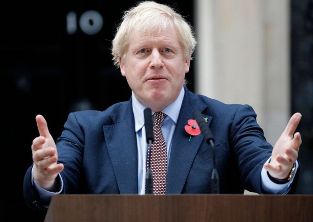 Boris Johnson was sacked twice for dishonesty before becoming Prime Minister (Picture: Tolga Akmen/AFP via Getty Images)