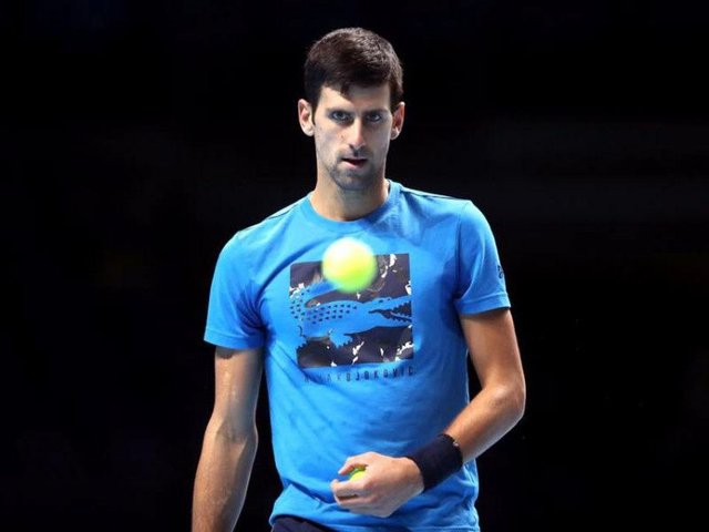 Having lost out in last year's final, Novak Djokovic will be out for revenge. Picture: ATP Tours