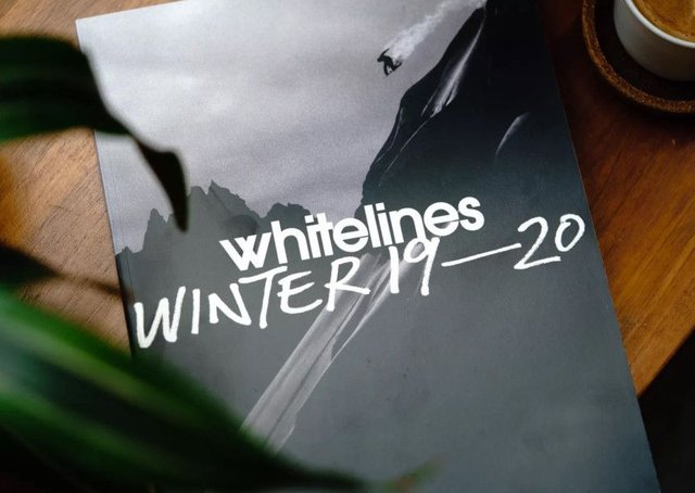 The new edition of Whitelines