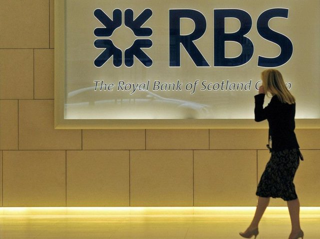 The latest RBS Report on Jobs found that temporary billings also stepped up. Picture: AFP.