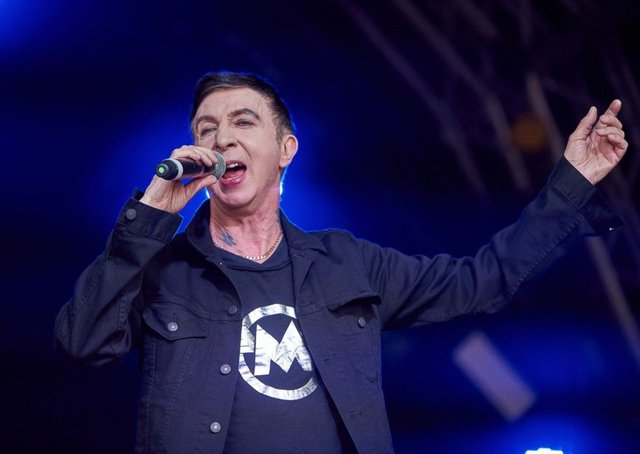 Marc Almond's solo and Soft Cell ouevres stole the show.  Picture: Karyn Louise/Shutterstock