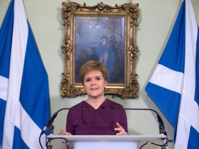 Nicola Sturgeon has already outlined her plan for a 2020 independence referendum (Getty Images)