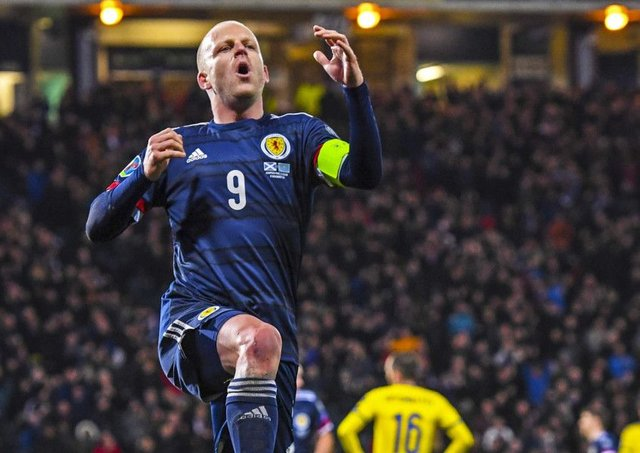 Steven Naismith has the experience Scotland will need in March. Picture: SNS.