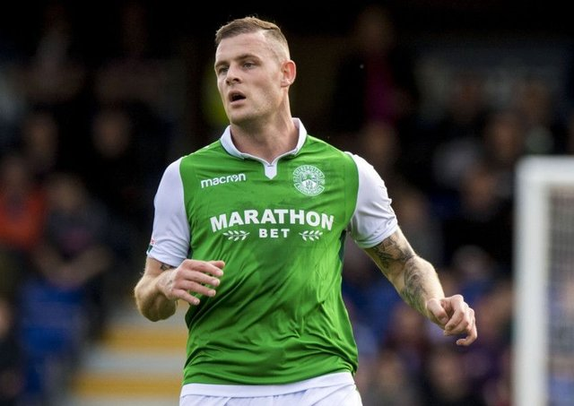 It's two years since Anthony Stokes left Hibs. Picture: SNS