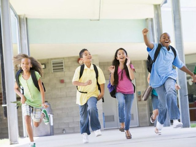 Even the most studious kids can't wait for their holidays. Picture: Shutterstock