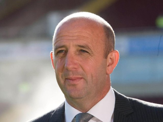 Gary McAllister. Picture: PA Wire