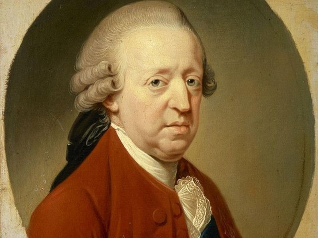 A portrait of Prince Charles Edward Stuart in later life. He died in 1788 aged 67. PIC: Creative Commons.