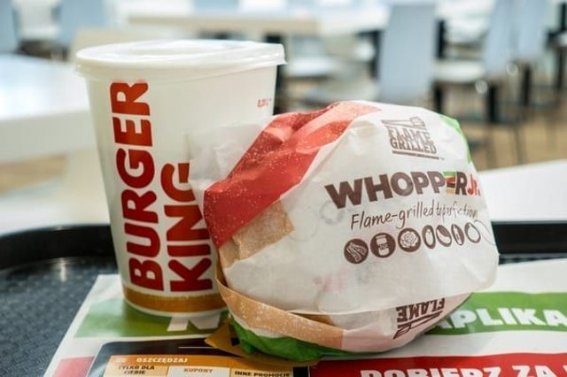 Burger King is dedicating today (17 April) to the classic Whopper burger (Photo: Shutterstock)